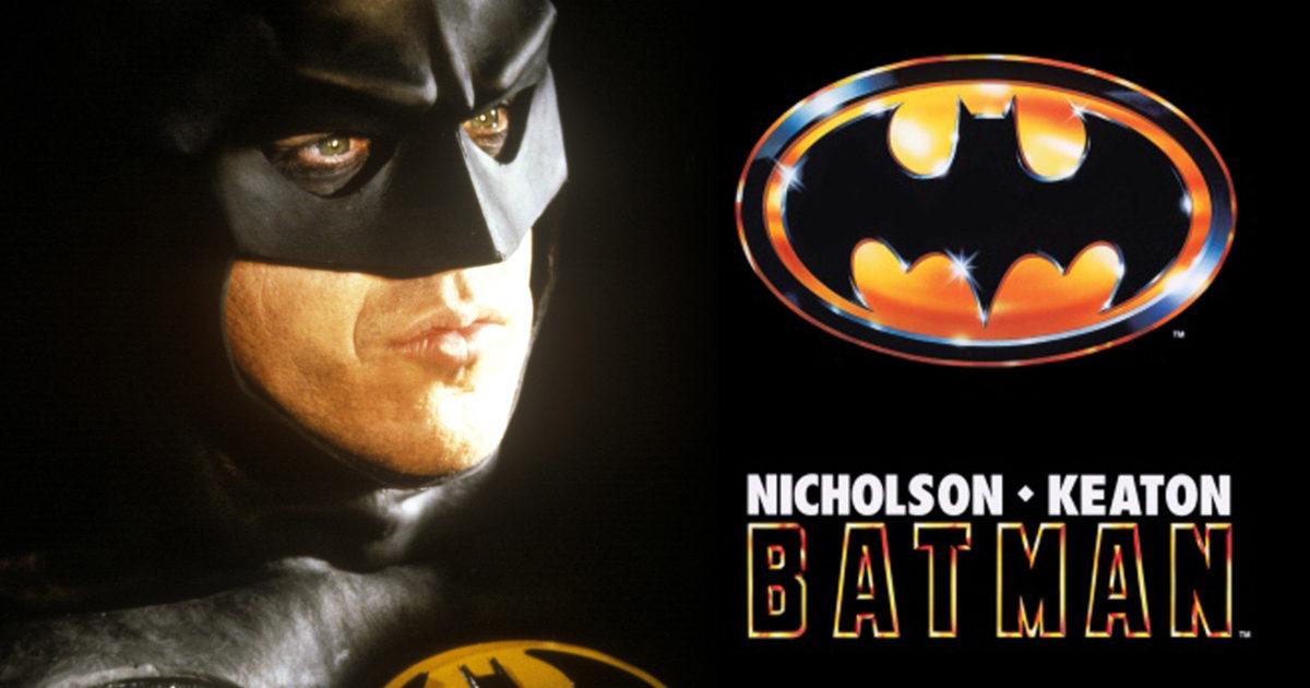 รีวิวหนังเรื่อง Batman (แบทแมน) ปี 1989